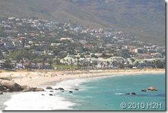 Camps Bay Beach 1