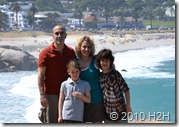 Family ay Camps Bay South Africa