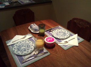 Everyday breakfast