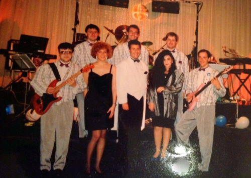 Paris Bar Mitzvah Band