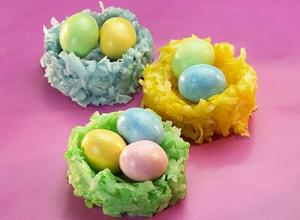 Easter Schmeaster! Using one Egg only turns these into Moses in A Basket Treats!