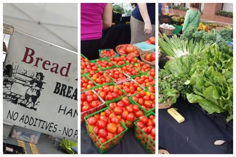 Saint Petes farmers market